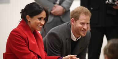 Meghan und Prince Harry