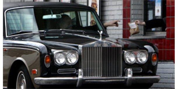Rolls-Royce erzielt heuer Absatzrekord