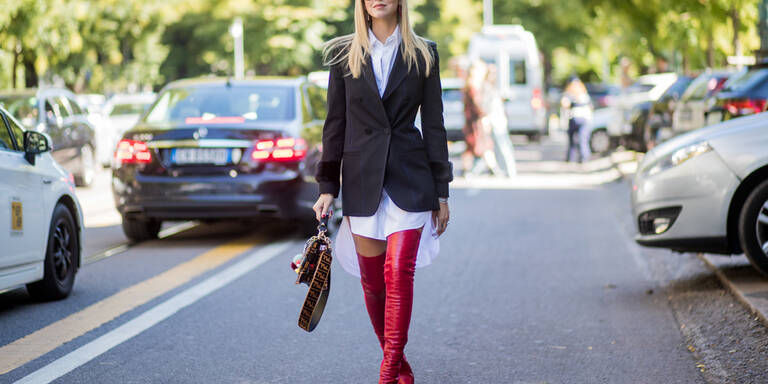 Chiara Ferragni: Ihr Look nachgeshoppt