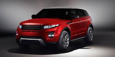 Das ist der Range Rover Evoque mit 5 Türen