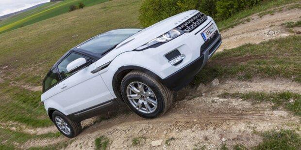 Range Rover Evoque 2WD im Test