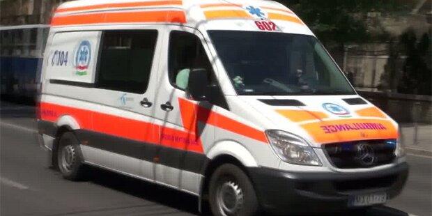 Austro-Biker in Ungarn lebensgefährlich verletzt