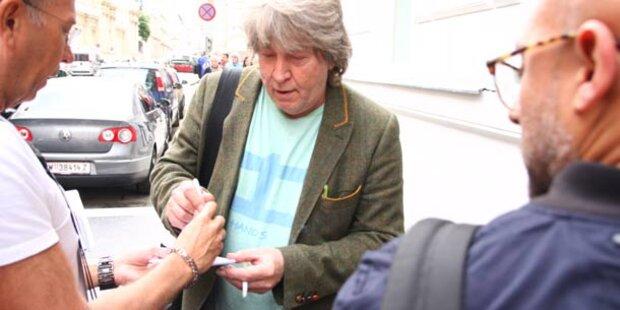 Rolling Stones sind schon in Wien!