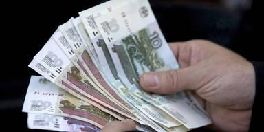Rubel-Krise hat Russland fest im Griff