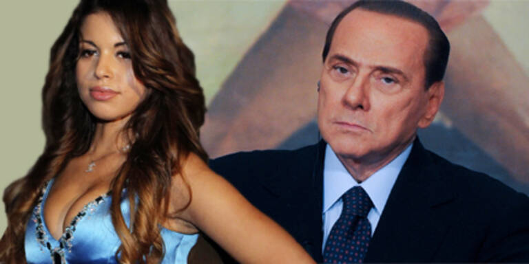 Berlusconi hatte 33 Prostituierte