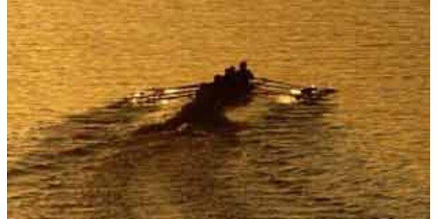 Briten wollen Atlantik mit Ruderboot überqueren