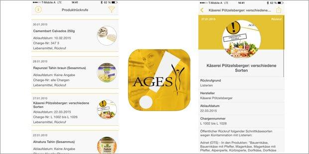 Gratis-App zeigt alle Produktrückrufe