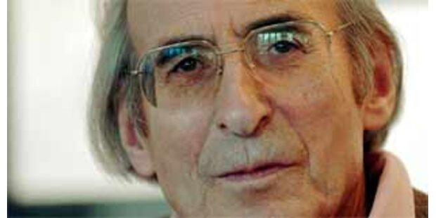 Literat Peter Rühmkorf gestorben