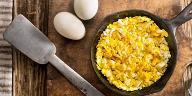 Häufige Fehler bei der Eier-Zubereitung