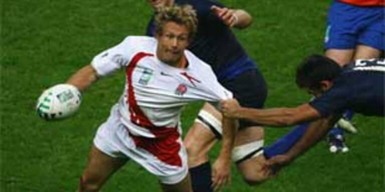 Brite wettet auf Rugby-Karriere seines Enkels