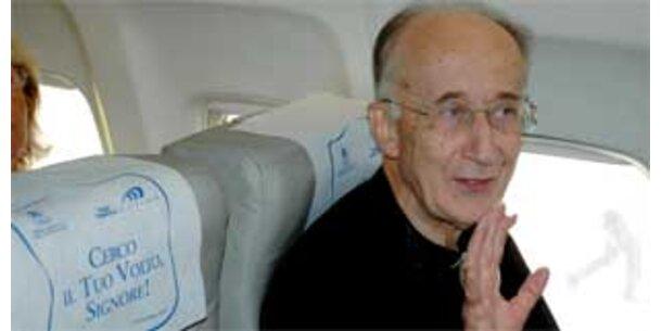 Vatikan chartert Flüge der Bud-Spencer-Airline