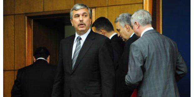 Rumänische Regierung erwägt Rücktritt