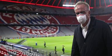 'Bayern-Trainer bei 3. Niederlage in Gefahr'