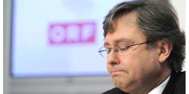 ORF-Redakteure zweifeln an Legitimation