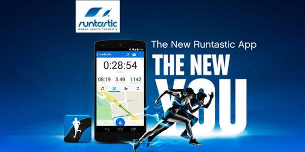 Runtastic trumpft mit neuer Top-App auf