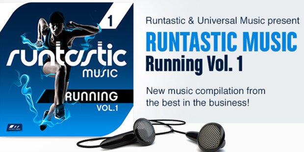 Runtastic kooperiert mit Universal Music
