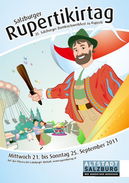 Ruperti-Plakat