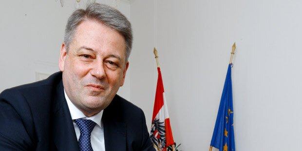 Profis wollten Minister Rupprecher ausrauben