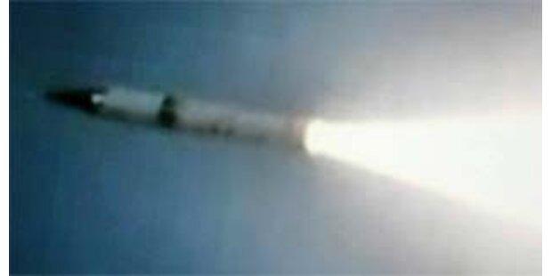 Russland testet Atom-Raketen