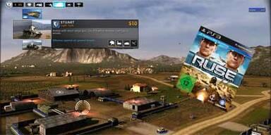 """Gewinnen Sie den PS3-Hit """"R.U.S.E."""""""