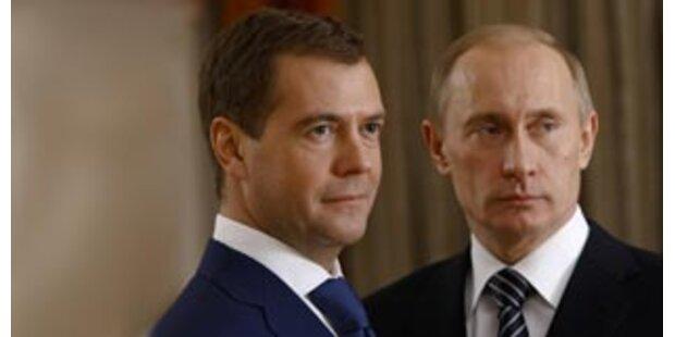 Putin ruft Russland zur Wahl am Sonntag