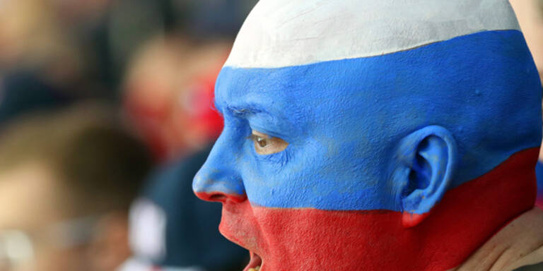 Russen sind die EURO-Buhmänner