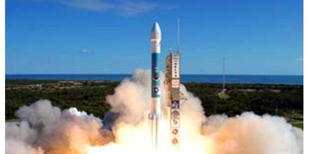 Russland beförderte drei Navi-Satelliten ins All