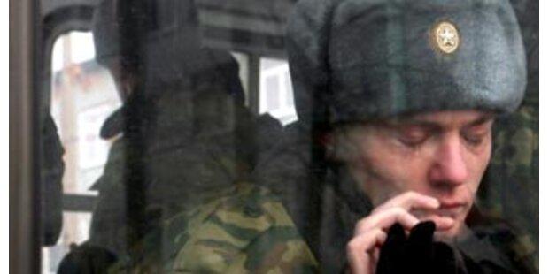 Zwei Tote bei Anschlag auf Reisebus in Russland
