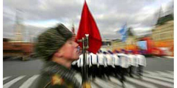 Russland zieht Militär aus Georgien ab