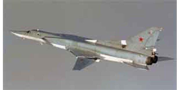 Schoss Georgien auf russisches Flugzeug?