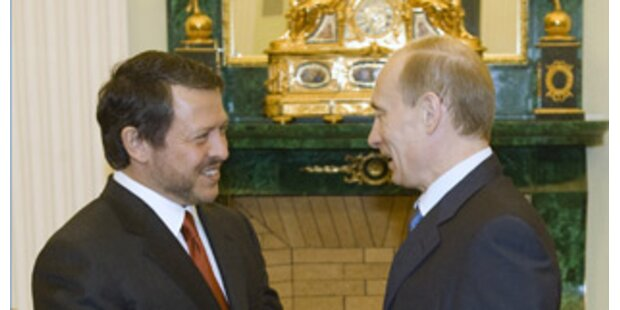 Russland erlässt Irak zwölf Mrd. Dollar Schulden