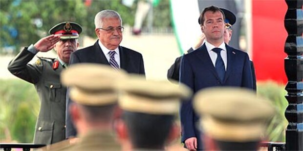 Russland wird Palästina anerkennen