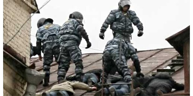 KGB warnt vor Anschlägen in Russland