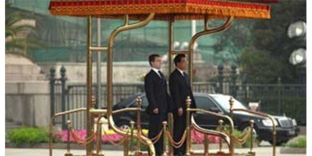 Russisch-chinesischer Gipfel in Peking