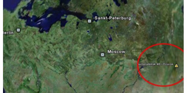 Flugzeug-Absturz fordert neun Tote in Russland