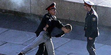 russland polizei