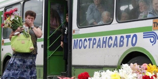15 Tote bei Horror-Unfall in Russland