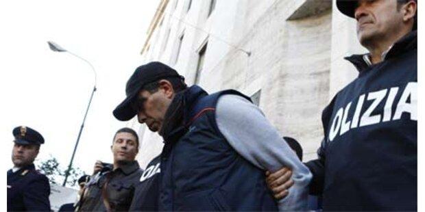 Clan-Chef der Camorra festgenommen