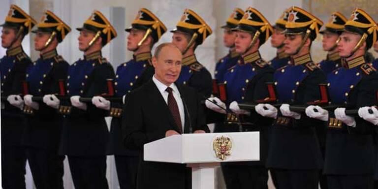 Putins Weg aus der russischen Demokratie