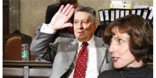 Helmut Elsners Gattin will Gerechtigkeit