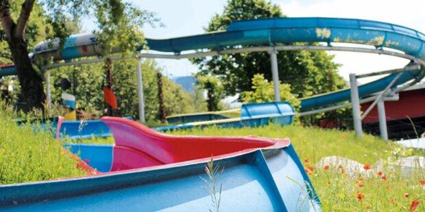 Längste Wasserrutsche Wiens eröffnet am 1. Juni