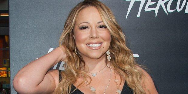 Mariah Carey auf Welttournee