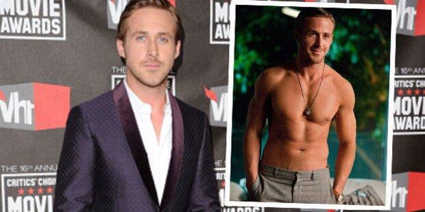 Ryan Gosling: Sexy wider Willen