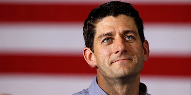 Romney macht Paul Ryan zum Vize-Kandidaten