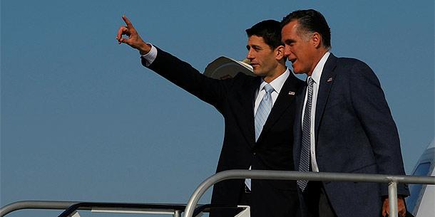 Mitt Romney; Paul Ryan