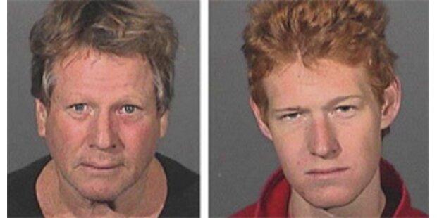 Ryan O'Neal samt Sohn unter Drogenverdacht