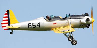 Flugzeug kappte ÖBB-Leitung