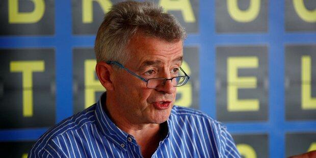 Ryanair: Flugausfälle nicht in Österreich