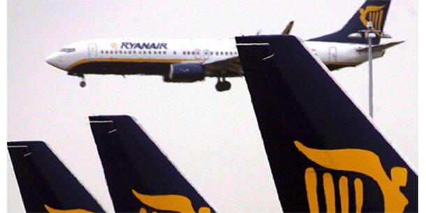 Doch keine WC-Gebühr bei Ryanair