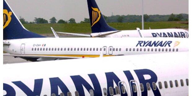 Zwei Ryanair-Jets in Gerona kollidiert